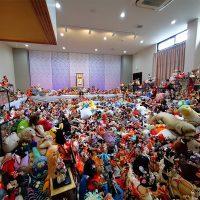 ファミリーホールグループ、人形供養祭無参列にて開催